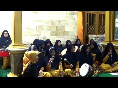 Panggilan Haji Rebana Al-hikmah Gandheng Permai Acara Walimatussafar Temayang Juli 2019