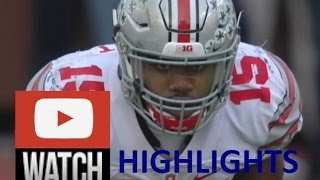 Ezekiel Elliott & J.T. Barrett highlights Ohio State vs Michigan 2015
