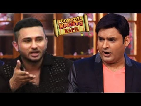 Yo Yo Honey Singh ABUSES Kapil Sharma Comedy Nights with Kapil...