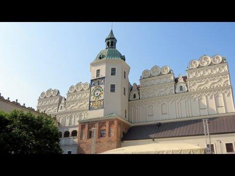 Ducal Castle, Szczecin, West Pomeranian, Poland, Europe
