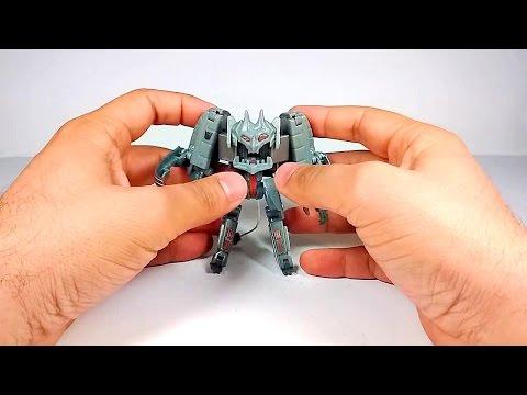 Transformers 2 ROTF Ejector review en español