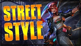 🔴 NEW STREET STYLE UPDATE!   Paladins   #iRNG