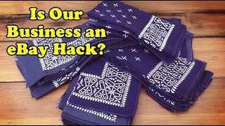 Scavenger Life Episode 368: Is Our Business an eBay Hack?