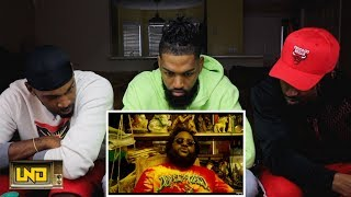 Bas Tribe With J Cole Reaction