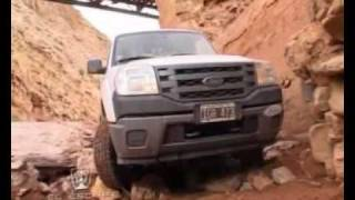 TRAVESIA 4X4 FORD RANGER