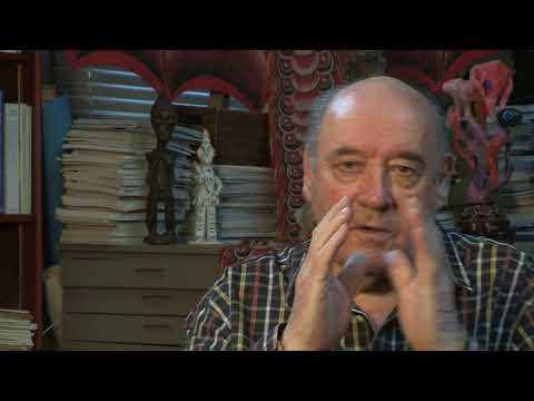 Desmond Morris - 'Manwatching' – the most satisfying book I ever wrote (28/37)