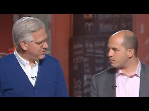 Glenn Beck on 'Reliable Sources': Part 1