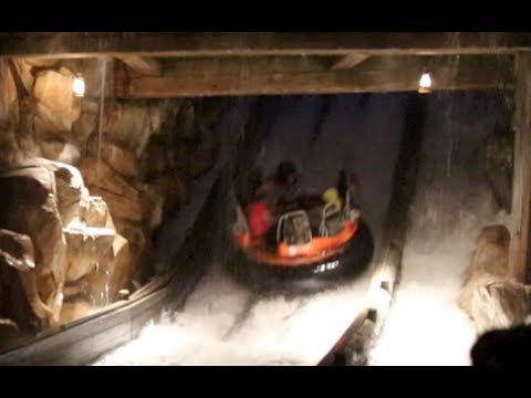 Grizzly River Run (HD Full Ride) - Disney California Adventure Park