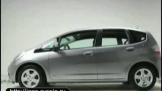 Honda Jazz проба руля