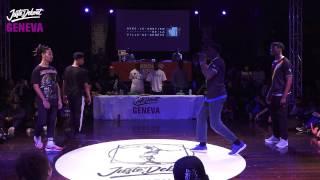 Finał HIP HOP na Just Debout 2017 Geneva!