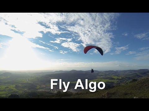 Flying Algo - Gleitschirmfliegen in Andalusien