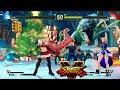Street Fighter V AE Falke vs Juri PC Mod