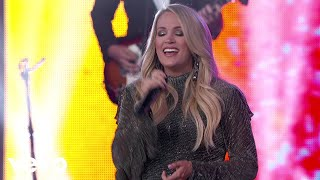 Carrie Underwood Love Wins Live From Jimmy Kimmel Live