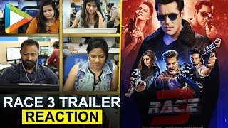 Honest trailer reaction of Race 3 official trailer | Bollywood Hungama