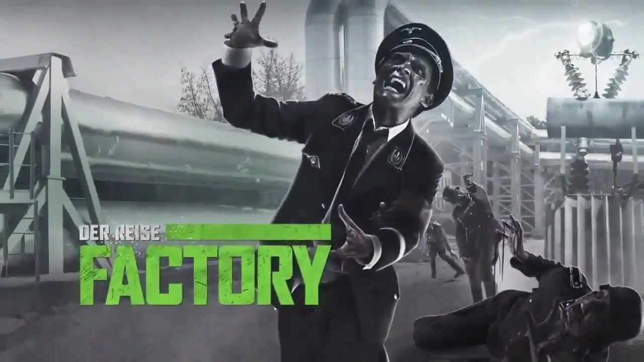 Cod Black Ops Zombies Rezurrection Map Pack Factory