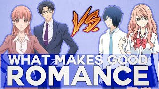 Wotakoi: Love is Hard for Otaku Vs 3D Kanojo What Makes Good Romance
