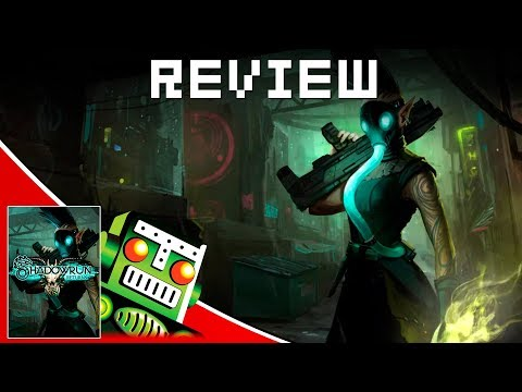 Shadowrun Returns REVIEW!