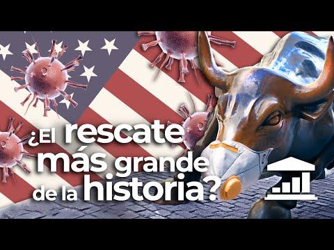 Coronavirus en USA: ¿el MAYOR RESCATE DE LA HISTORIA? - VisualPolitik