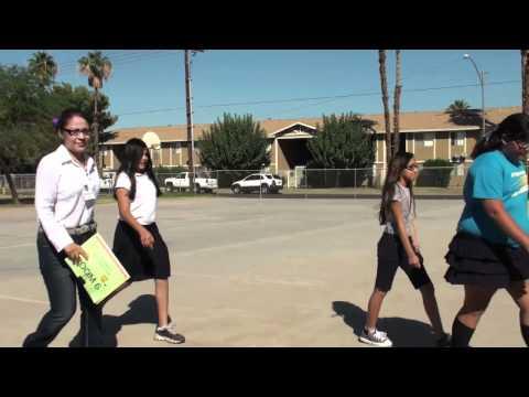 California Shakeout at El Centro Elementary School