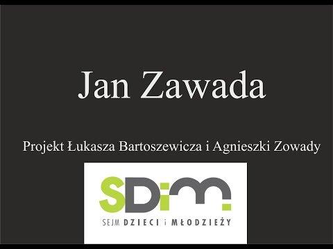 Film Na Sejm Dzieci I Młodzieży: Jan Zawada