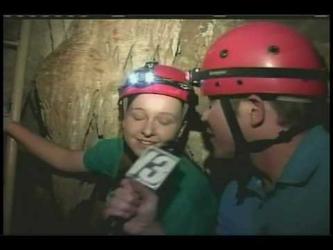 Colossal Cave Mountain Park Newscast May 2009