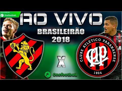 Sport 1x0 Atlético-PR | Brasileirão 2018 | Parciais Cartola FC | 10ª Rodada | 06/06/2018
