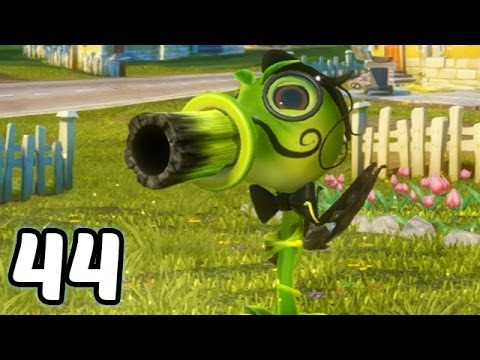 Let's Play Plants Vs Zombies Garden Warfare #44 Deutsch - Erbsenagent