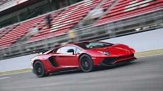Lamborghini Aventador SV: Super Veloce - Mehr Lambo geht nicht! (2015)