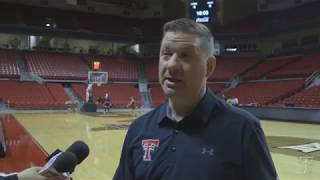 Texas Tech Basketball vs. Baylor: Press Conference (2.15.2019)