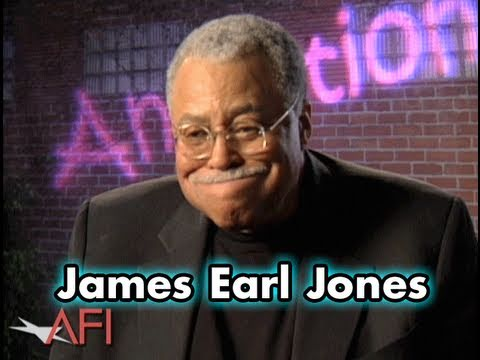 James Earl Jones On Playing Mufasa In THE LION KING