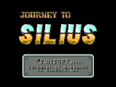 Misc Computer Games - Journey To Silius - Stage 4