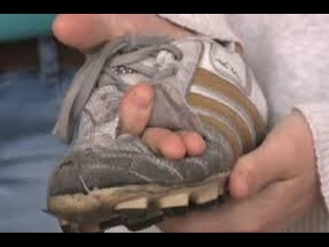 Реставрация кроссовок своими руками 96