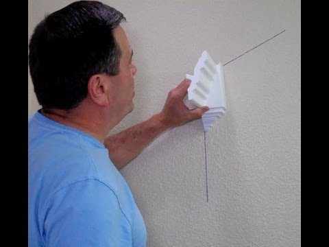 How To Cut And Install Crown Molding Corner Blocks By