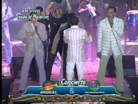 Los Hermanos Rosario Que Lo Cante Luis Malecon video