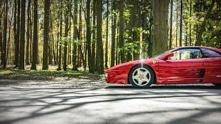 Ferrari 348 pure sound, pure drive, pure sound!