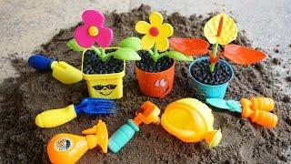 Đồ chơi trẻ em - Bộ đồ chơi trồng hoa tặng mẹ - Funny florists toys