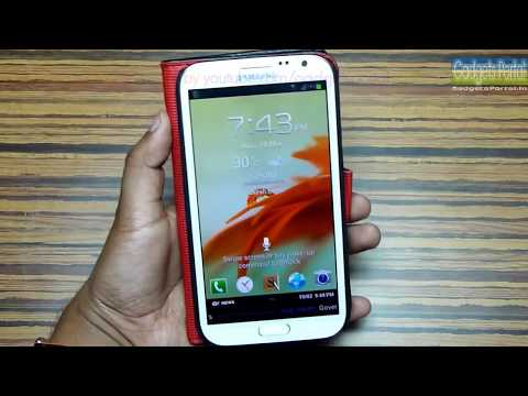 SPEED UP your GALAXY NOTE 2 !! some useful tips & tricks. Review by Gadgets Portal