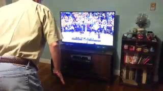 Cavs fan reaction to Game 7 win