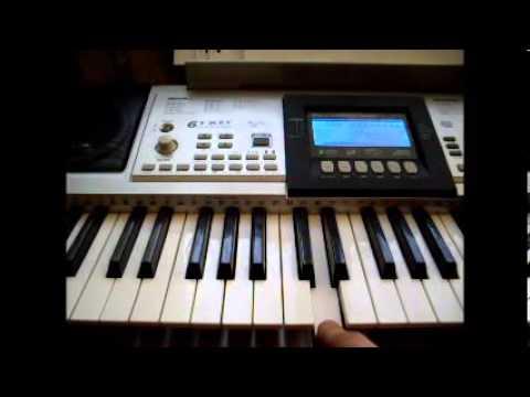 Jak Zagrac Na Keyboardzie Big Dance-Gaz Gaz - Tutorial