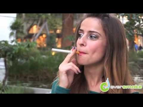 EverSmoke Electronic Cigarettes - 1st Time User Reactions