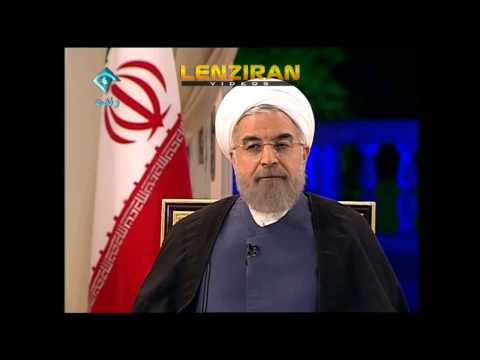 Hassan Rouhani   : Nuclear case was established after  IAEA found trace of enriching Uranium at 75%