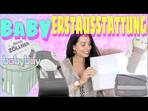 Baby Erstausstattung HAUL | Checkliste für die Erstausstattung meines Babys