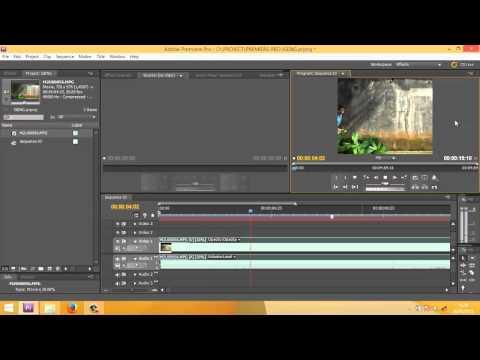 Adobe Premiere Pro - Slow Motion And Fast Motion Effect (Mempercepat dan Memperlamabat Video)