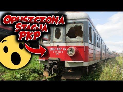 OPUSZCZONA Stacja PKP W Częstochowie!