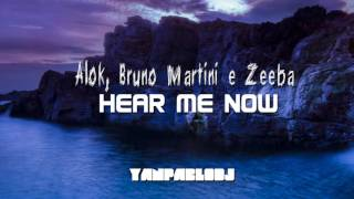Ouça Yan Pablo DJ feat Alok Bruno Martini e Zeeba - Hear me now Funk Re