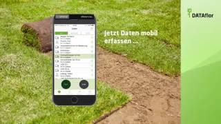 DATAflor TIME App