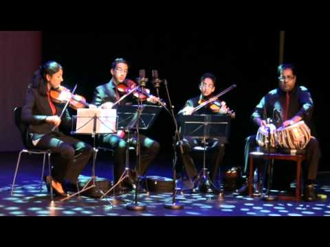 Ekla Chalo Re -By KhansStrings - Instrumental Tagors music-...