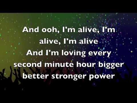 That power - Will.I.Am (ft. Justin Bieber), lyrics