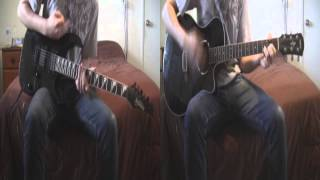 The Light Behind Your Eyes by My Chemical Romance Full Guitar Cover with Tabs