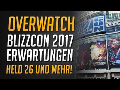BLIZZCON WÜNSCHE & ERWARTUNGEN | Ein neuer Held, Cosmetics und eSports? ★ Overwatch Deutsch